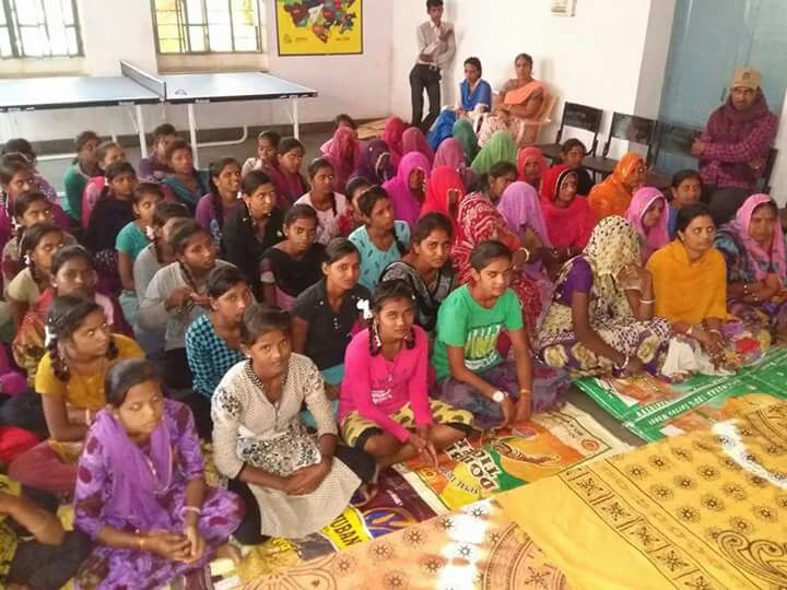 महिलाएं अपने हक़ एवं अधिकारों को समझे – शर्मा  – ग्राम सेमा में विधिक सेवा शिविर का आयोजन