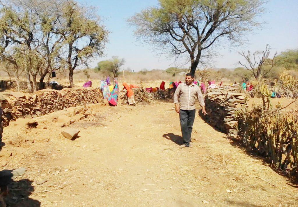 आसान हुई खेत-खलिहानों की राह, सुगम हुआ ग्राम्य आवागमन