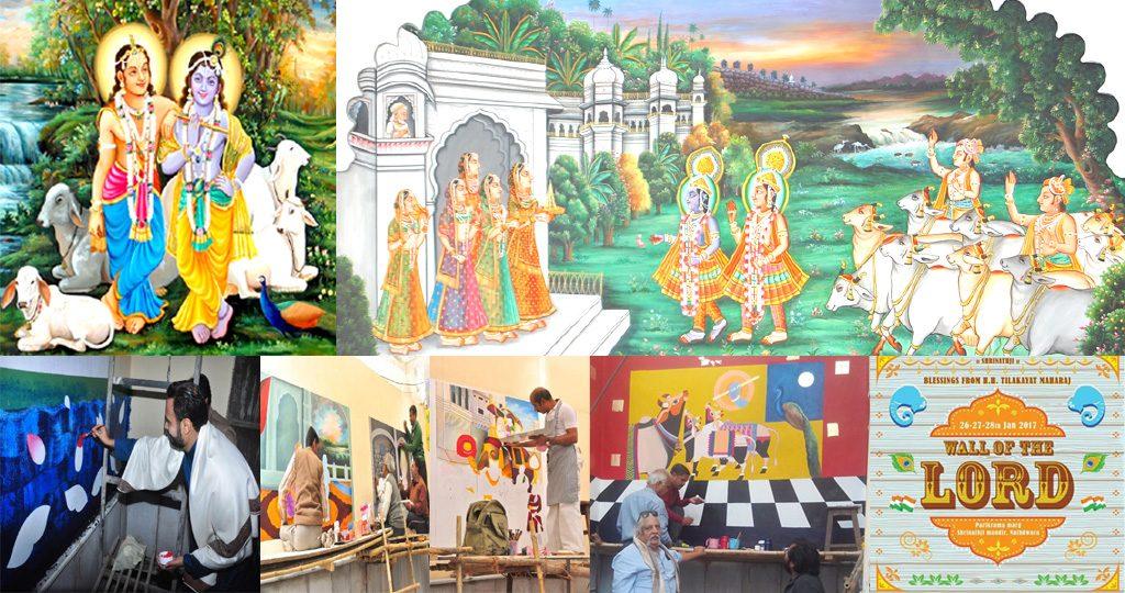 मंदिर मंडल द्वारा रस रंग समागम 11 व 12 मार्च को – वॉल ऑफ़ द लार्ड की प्रतिभाओं के साथ सांसद राठौड़ का होगा सम्मान