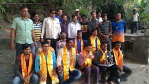 जय हल्दीघाटी नवयुवक मंडल के चुनाव संपन्न