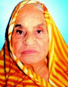 पूर्व केंद्रीय मंत्री डॉ. सी पी जोशी की माताजी का निधन – मुख्यमंत्री ने दी संवेदना – अंतिम यात्रा में पहुंचे गृहमंत्री सहित कई नेता