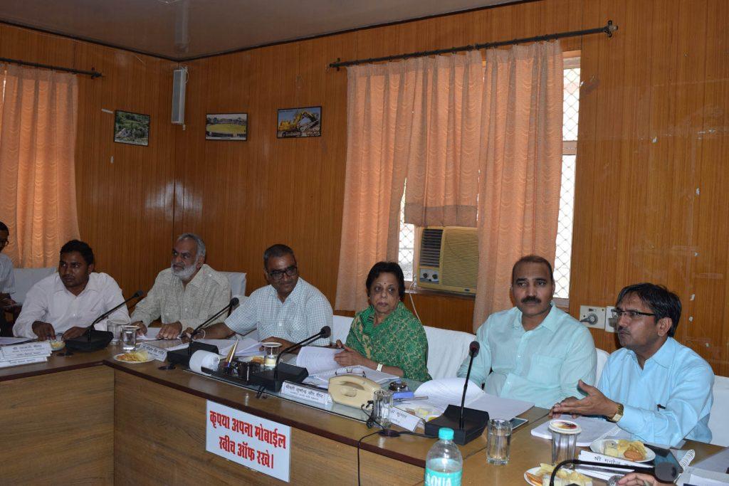पेयजल सहित बुनियादी लोक सुविधाओं के प्रति गंभीरता बरतें – श्रीमती कृष्णेन्द्र कौर दीपा