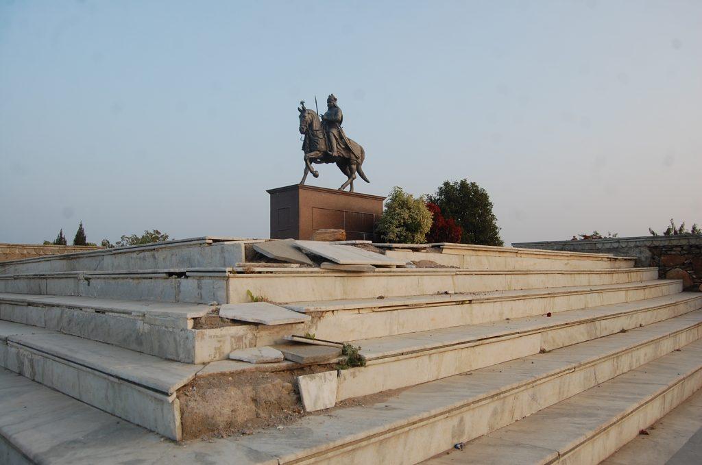 हल्दीघाटी में महाराणा प्रताप राष्ट्रीय स्मारक की दुर्दशा पर जिम्मेदार हुए मौन !!