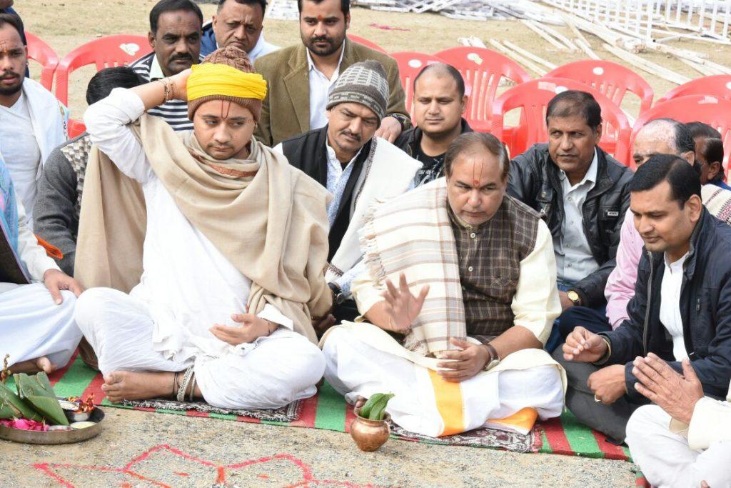 श्रीनाथजी की नगरी में श्री जी रस महोत्सव का भव्य आयोजन 26 दिसंबर से – हरिभक्तों का लगेगा मेला