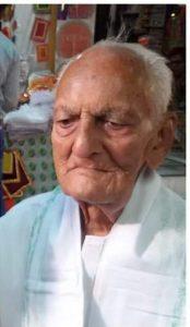 मुख्यमंत्री की स्वतंत्रता सेनानी श्री बागोरा के निधन पर संवेदना