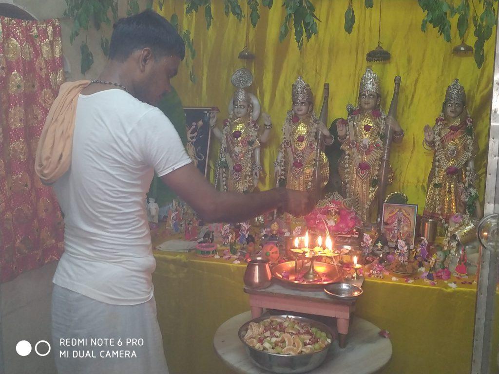 रामनवमी आज, हुए विविध आयोजन