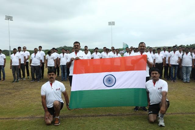 मिराज ग्रुप का 33 वां स्थापना दिवस व स्पोर्ट्स मीट का आयोजन