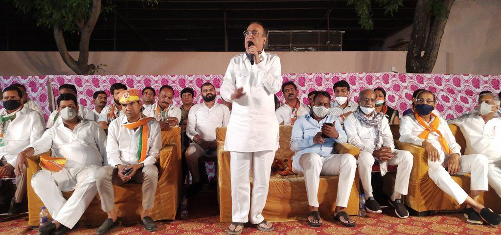 कांग्रेस को ढाई साल दो- पिछले 23 वर्षों के अंतराल को पूरा कर देंगे – अजय माकन