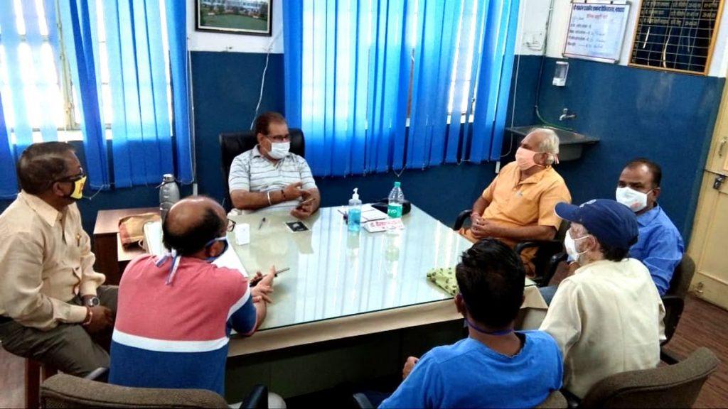 भाजपा जिलाध्यक्ष ने ऑक्सीजन प्लांट के लिए प्रधानमंत्री व सांसद का आभार व्यक्त किया